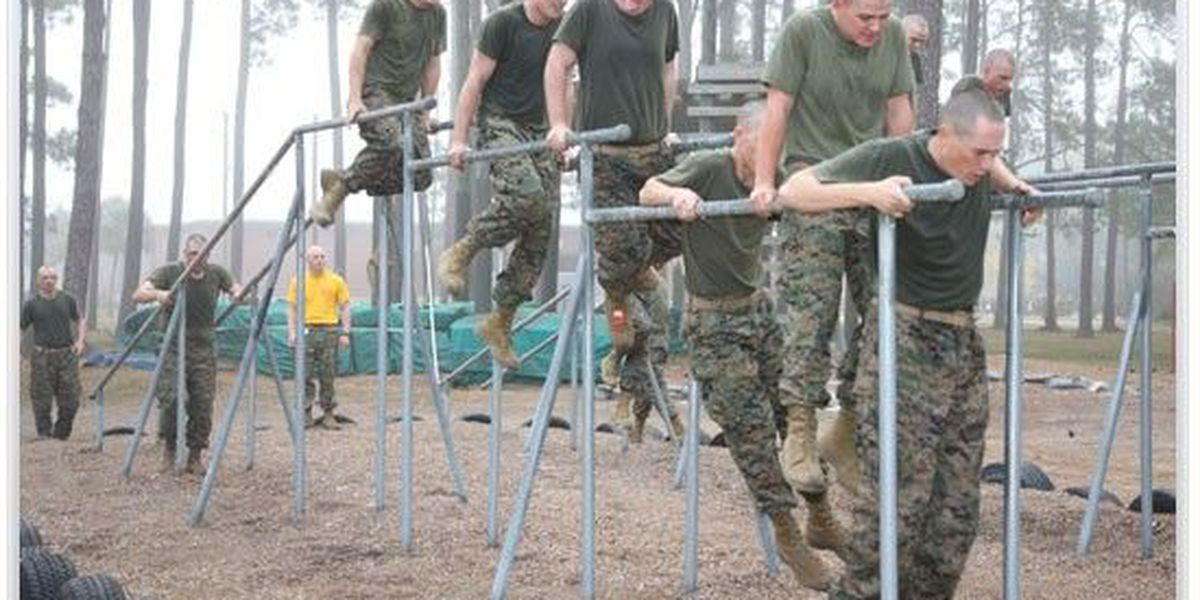 Parris Island to integrate men and women platoons in boot camp, for first time