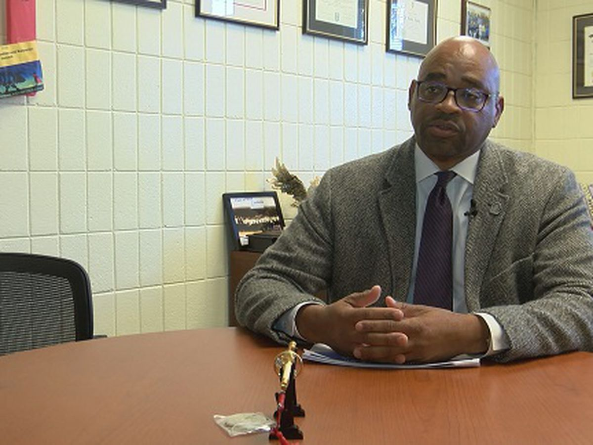 SCCPSS BOE police chief talks about next year's goals