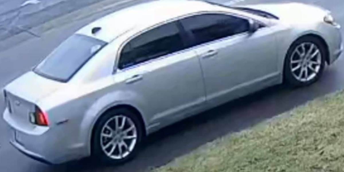 Robeson County Sheriff's Office releases new picture of suspect vehicle in deadly road rage shooting