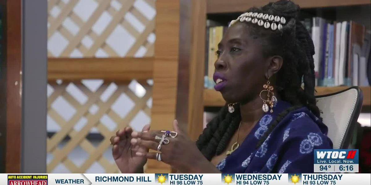 Gullah Geechee queen mother celebrates 20 years
