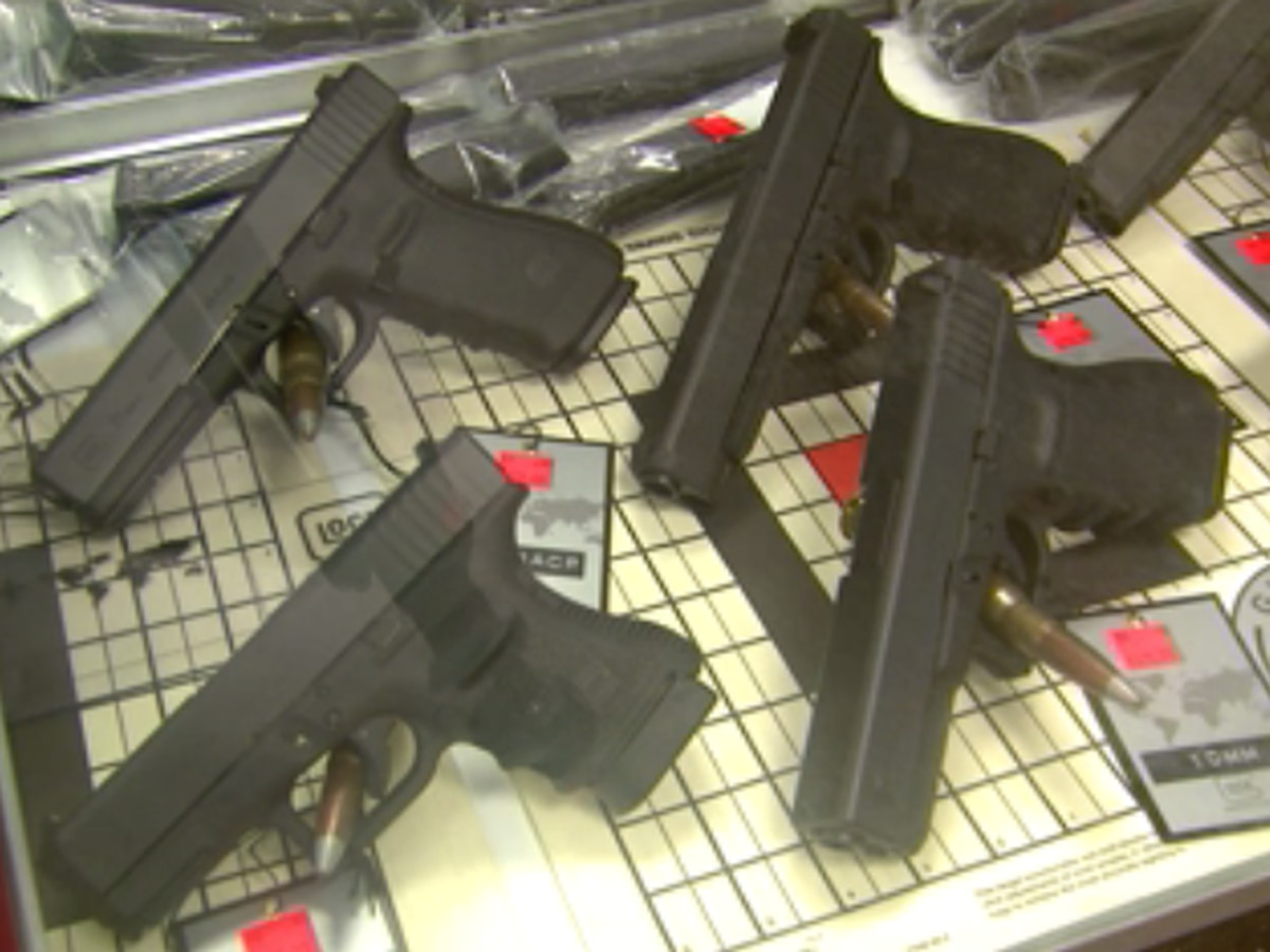 SC Senate passes bill allowing open carry of guns with a permit
