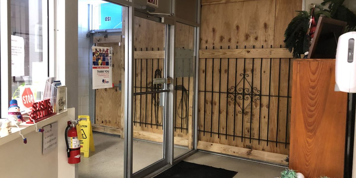 Union Mission facing big repairs after two incidents of vandalism