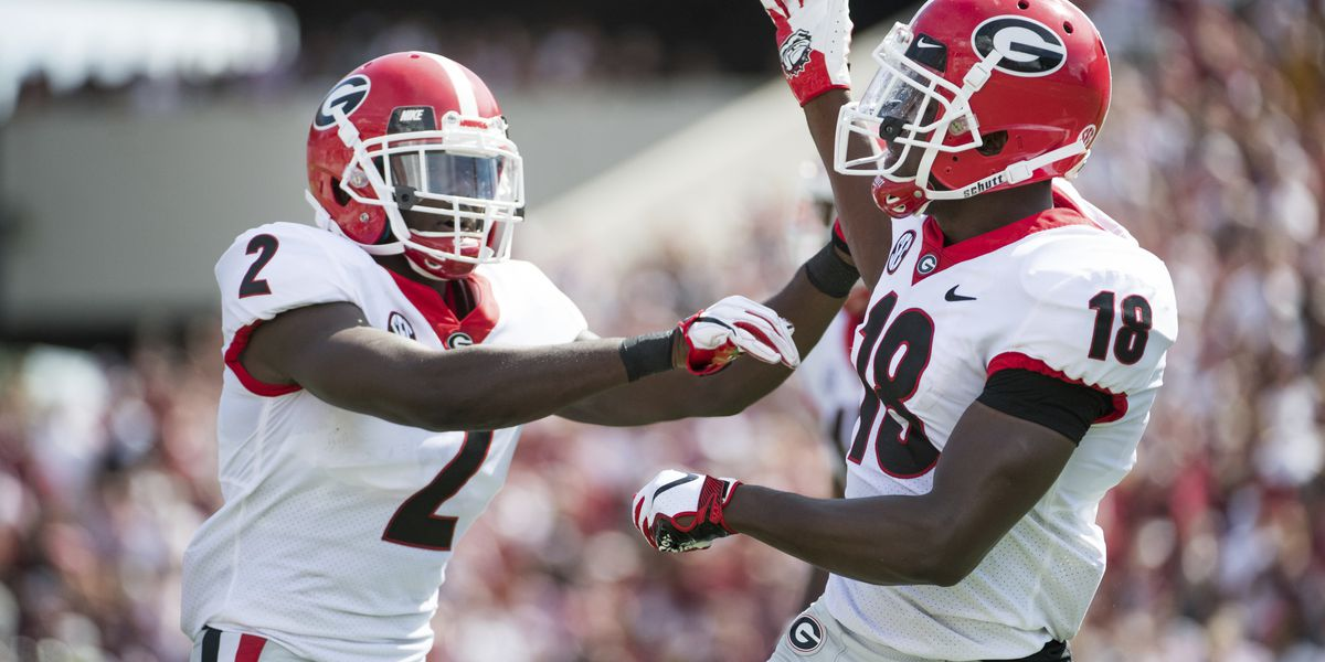 UGA's Richard LeCounte hospitalized from car crash