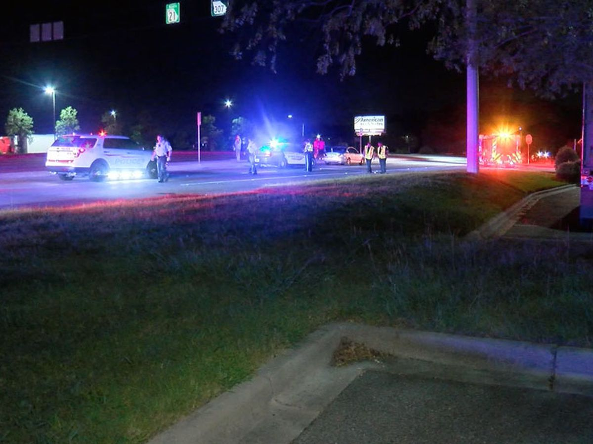 Person hit by car on Bourne Avenue near Hwy 21