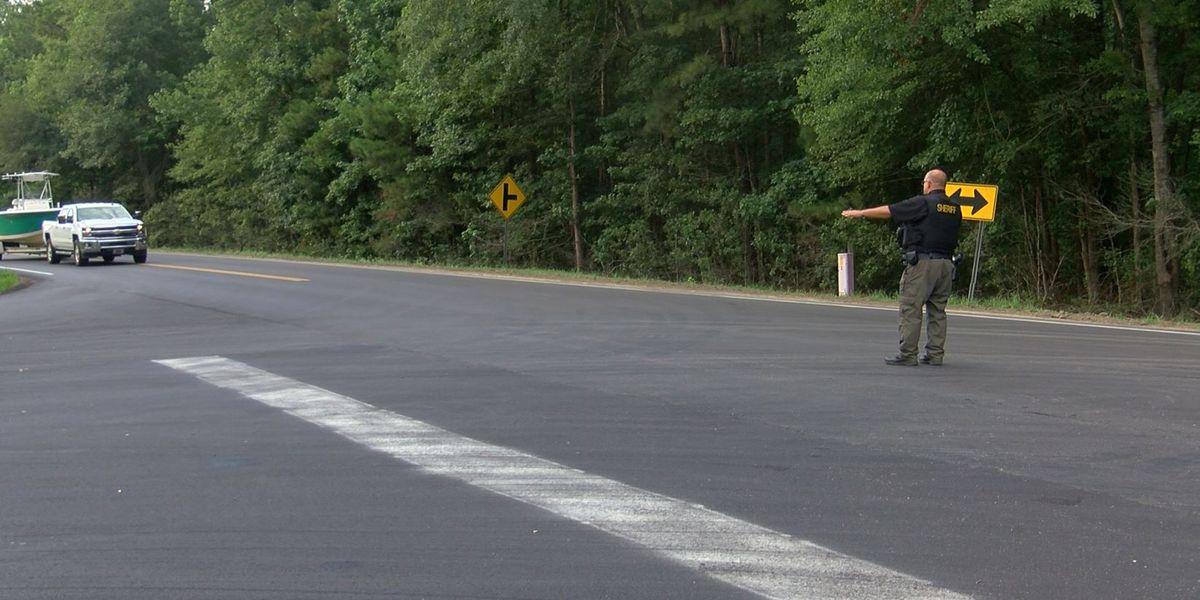 SCHP: Motorcyclist killed in Colleton County crash