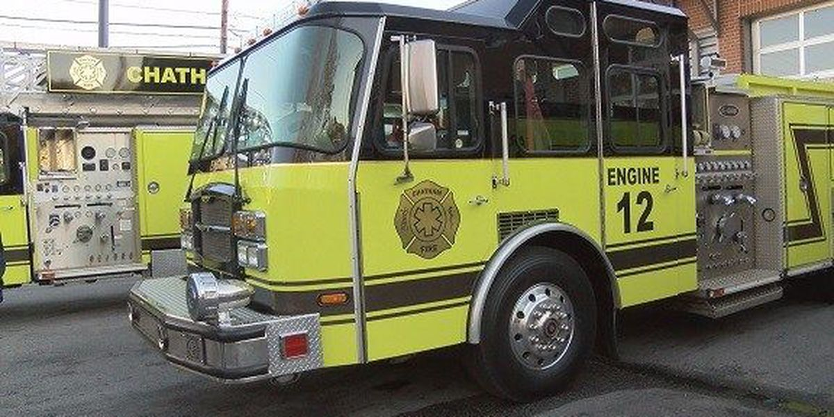 Chatham Emergency Services welcomes new firetrucks