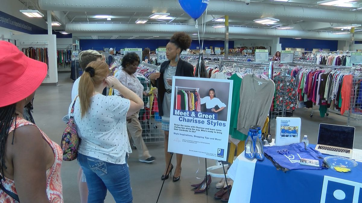 Pooler goodwill holds customer appreciation day for Zona 5 mobilia no club download