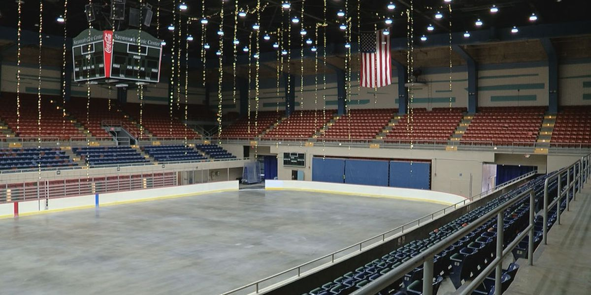 Ice skating canceled this year at the Savannah Civic Center