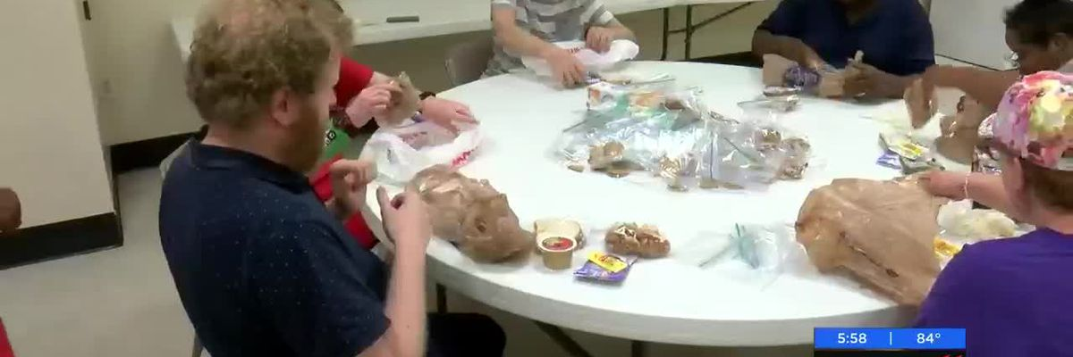 Good News: Savannah nonprofits join together to help feed the homeless