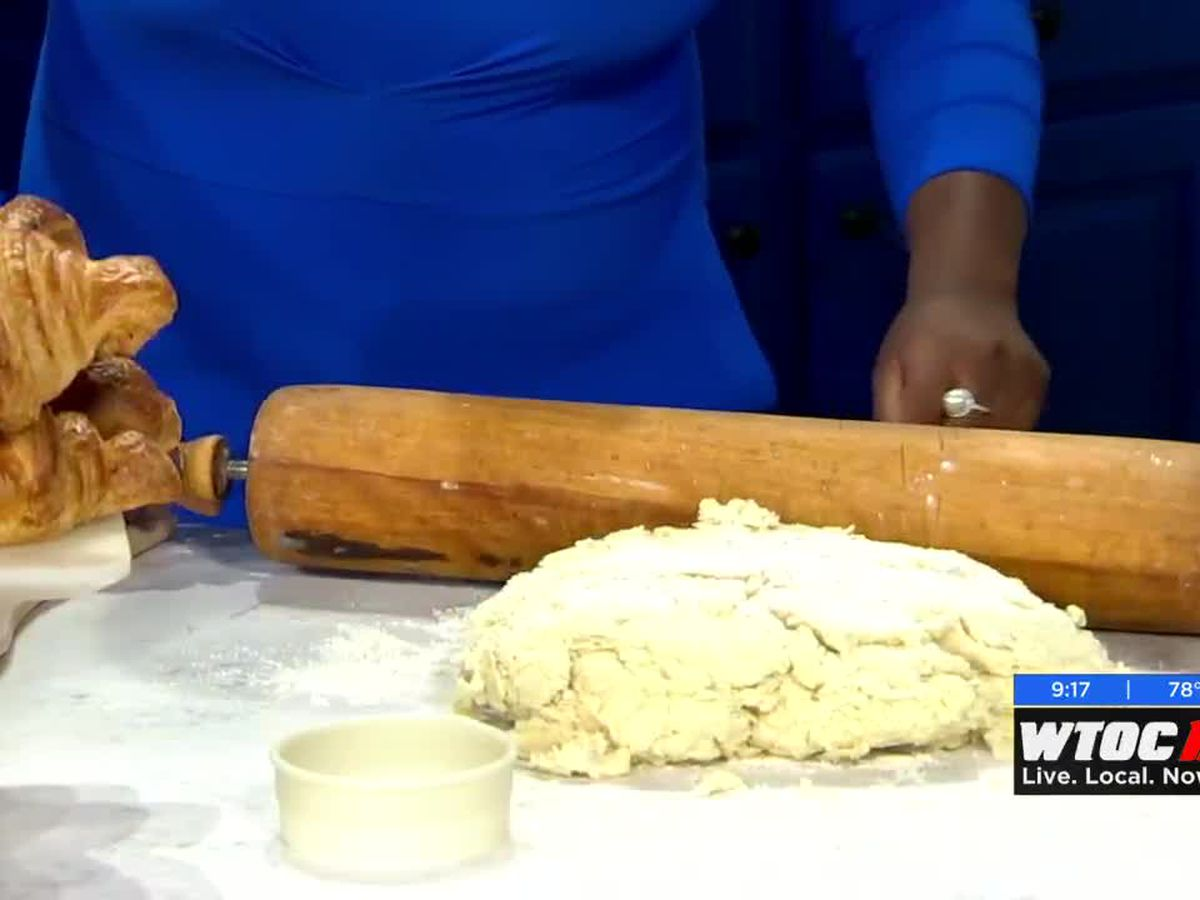 RECIPE: Making biscuits with Gottlieb's Bakery