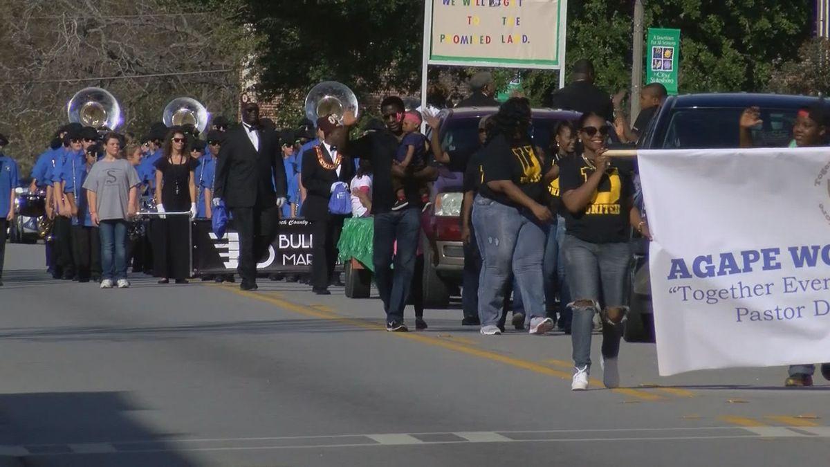 Statesboro MLK parade to start at 2 p.m. on North Main Street