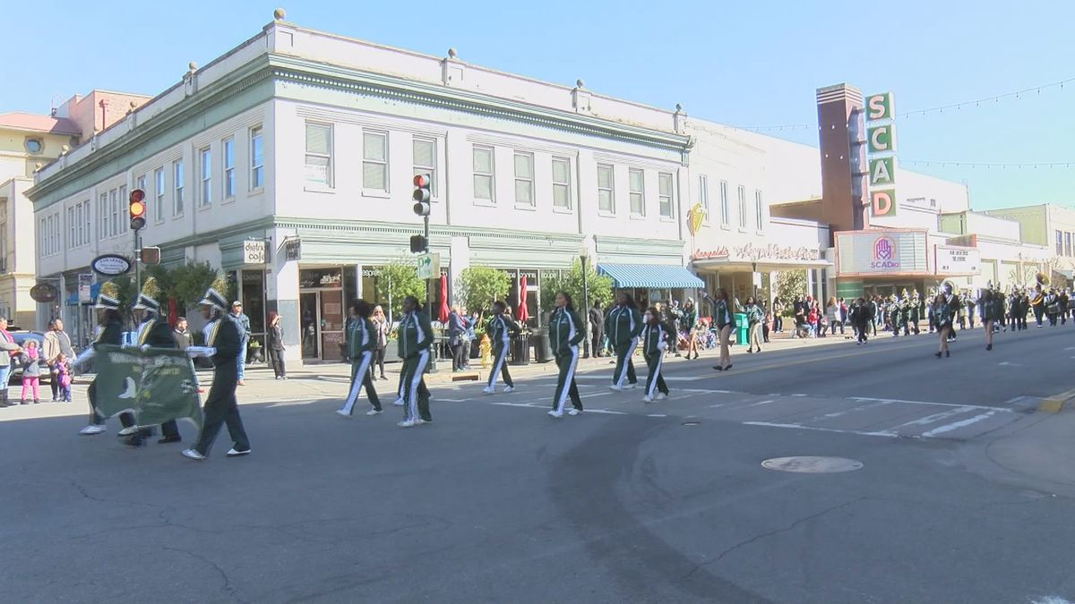 MLK Day Parade to affect downtown Savannah traffic