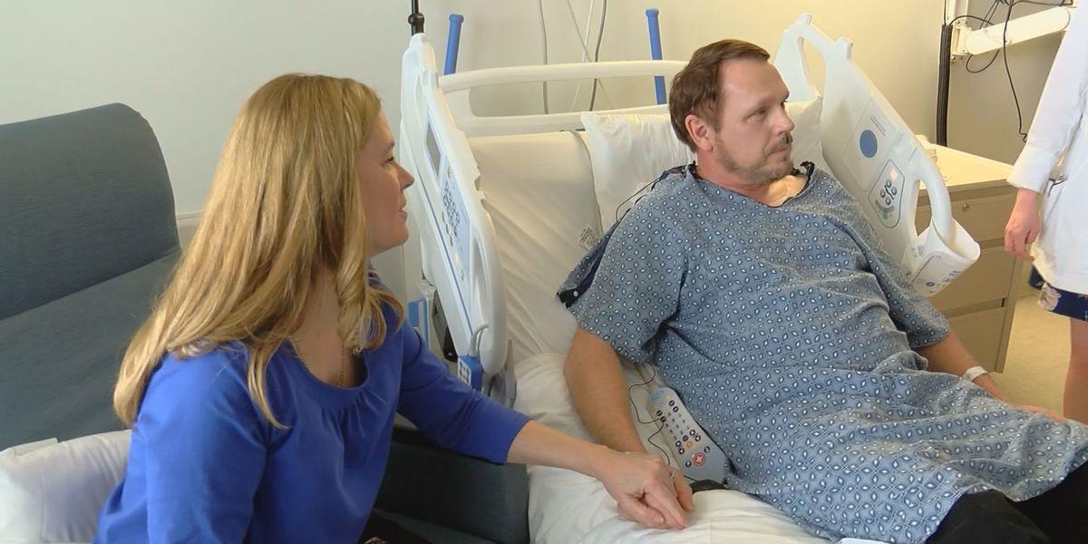 Savannah man says new procedure at Memorial Health saved his life