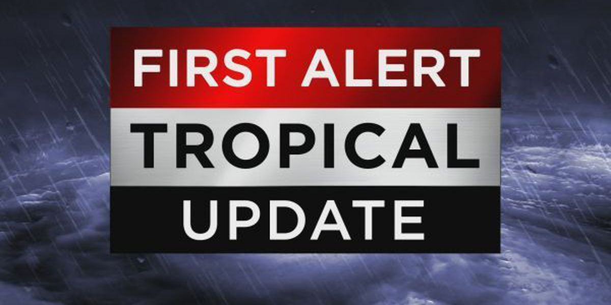 First Alert Tropical Update: Relatively quiet conditions continue