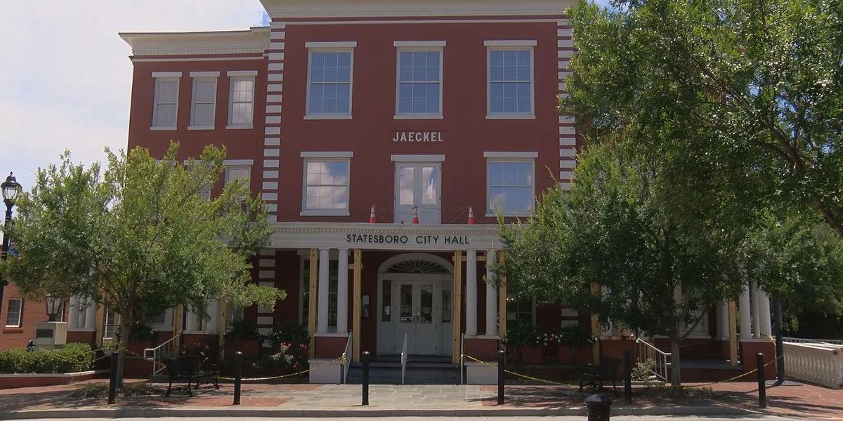 Statesboro City Hall undergoing repairs
