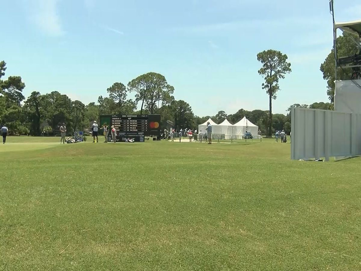 Harbour Town Golf Links open to public for RBC Heritage