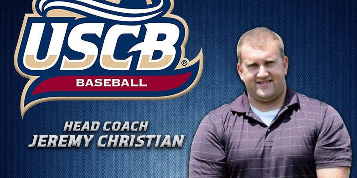 USCB Hires Jeremy Christian As Head Baseball Coach
