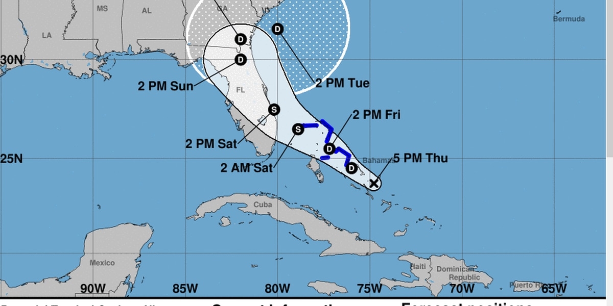 Hurricane Dorian: Number of missing drops to 1,300