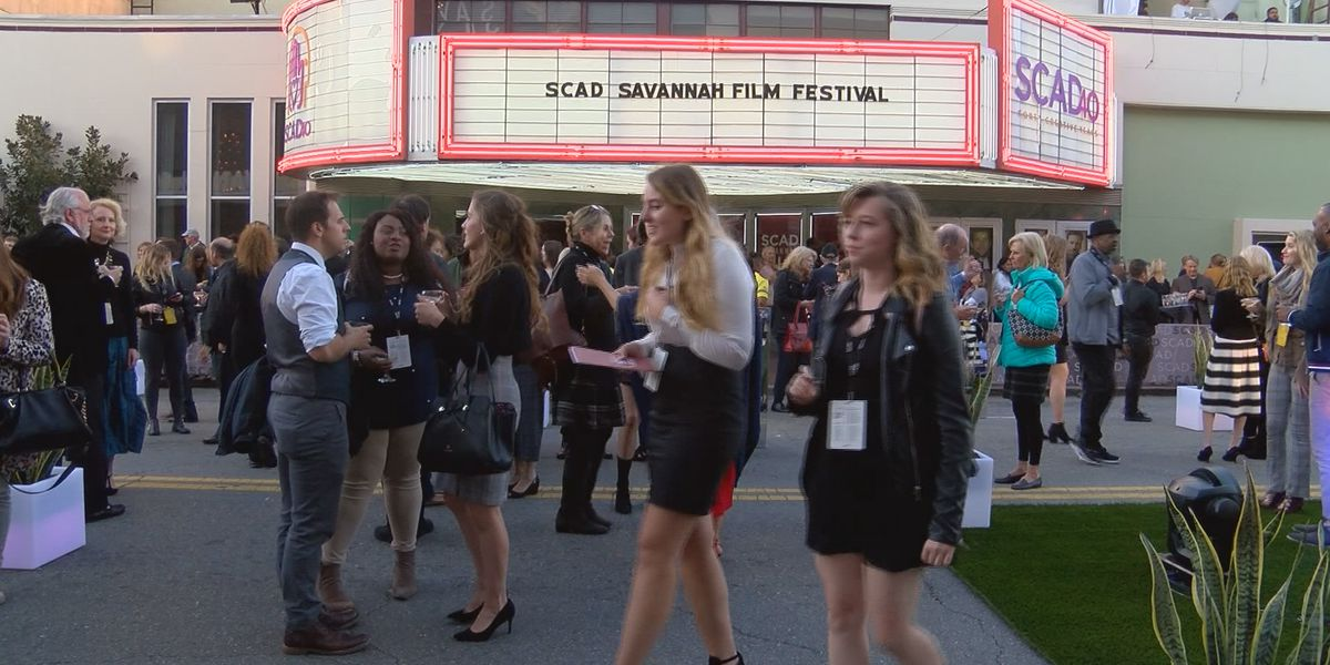 SCAD Film Fest hosts weekend of star-studded events