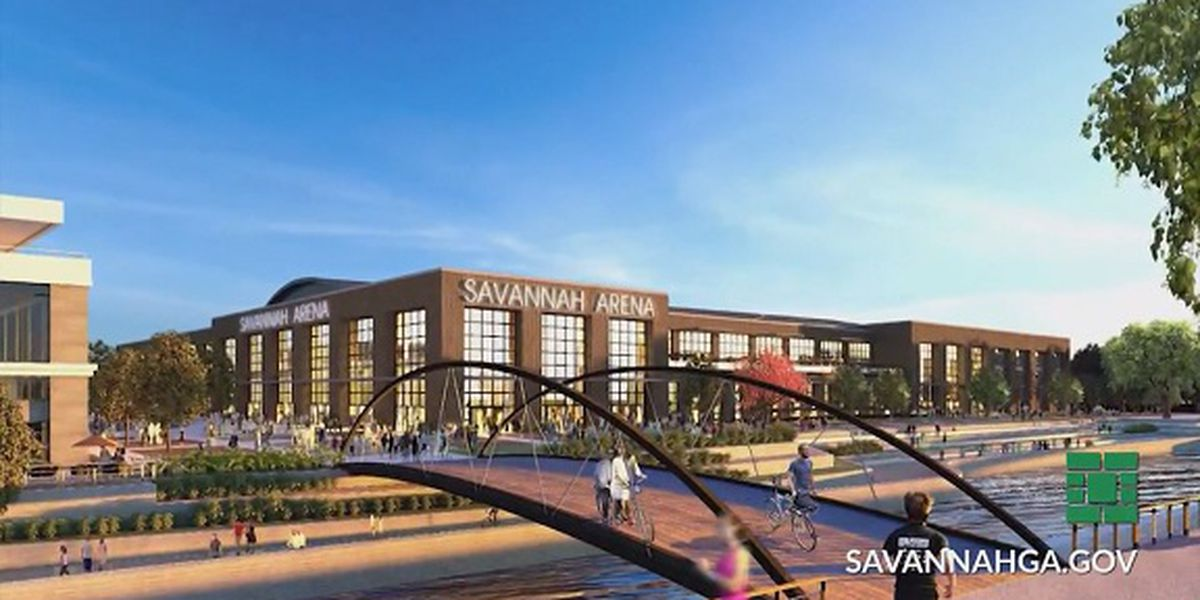 Savannah's arena project facing push-back after management company rejected