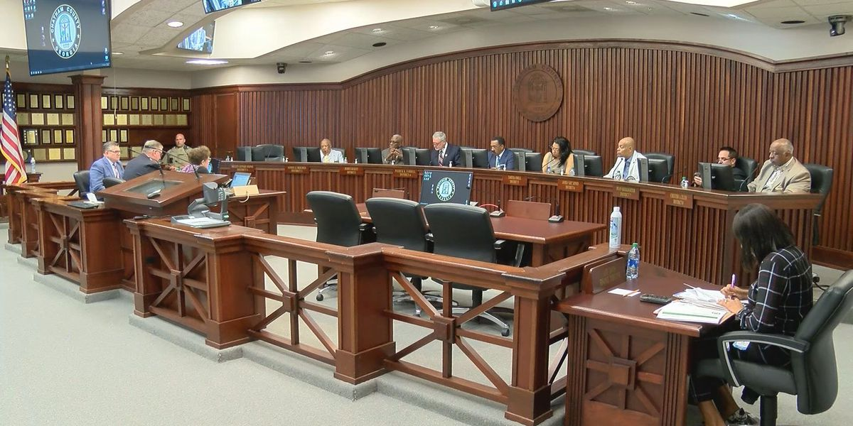 Chatham Co. Commission meets to discuss COVID-19 response