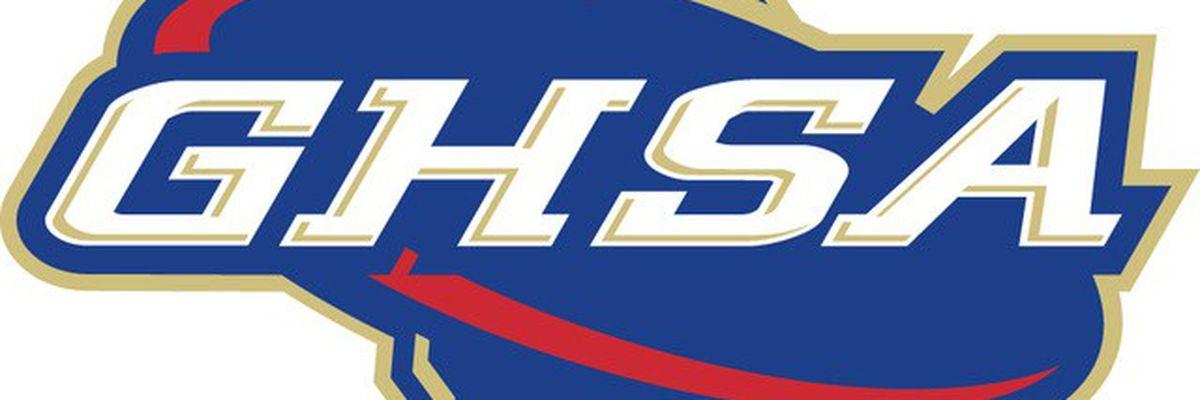 Area wrestlers advance to GHSA state semis