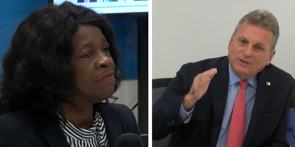 Rep. Carter, Griggs both feeling confident ahead of Congressional race showdown