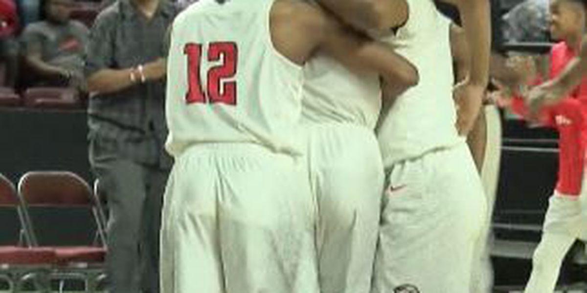 Jaguars sweep lower state basketball titles