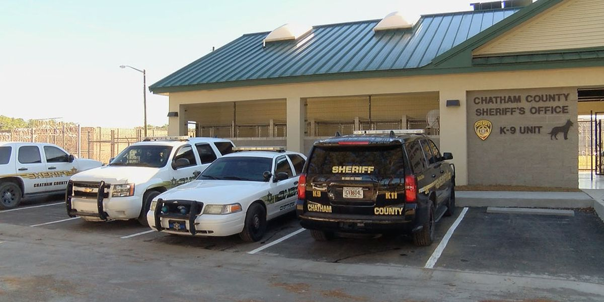 Chatham County Sheriff's Office unveiling 2 new buildings