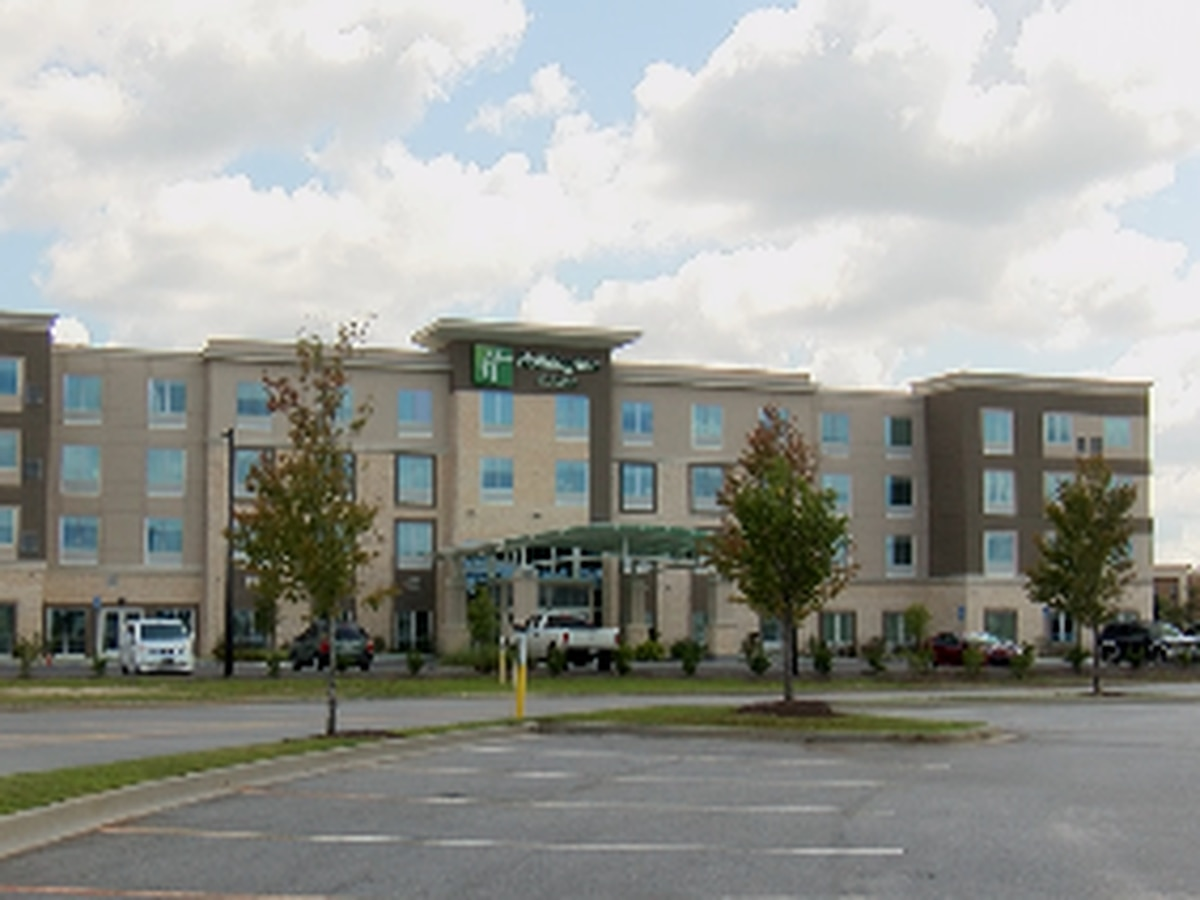 Pooler hotel occupancy rebounding following initial setback due to pandemic