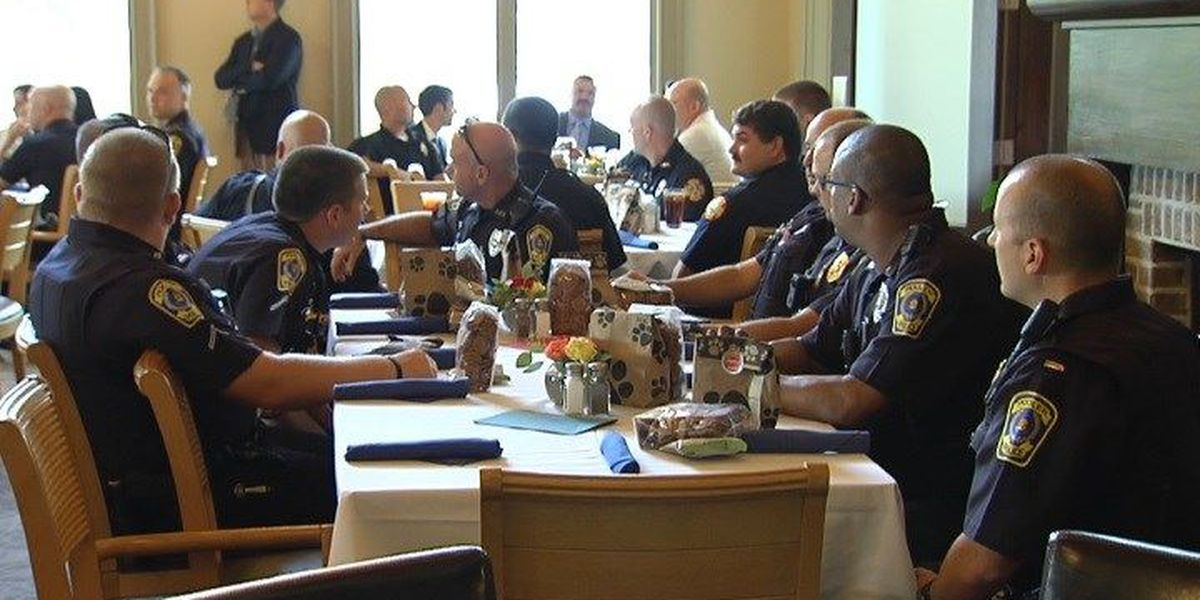 Appreciation lunch held for Pooler first responders