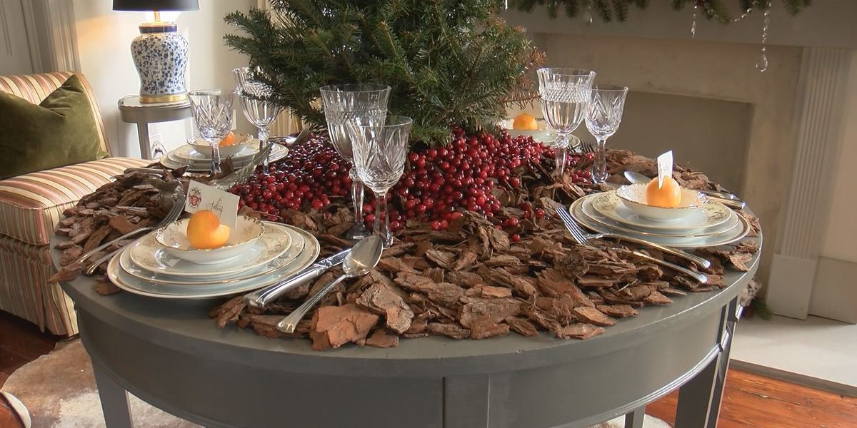Decorating tips from 'A Curated Christmas'