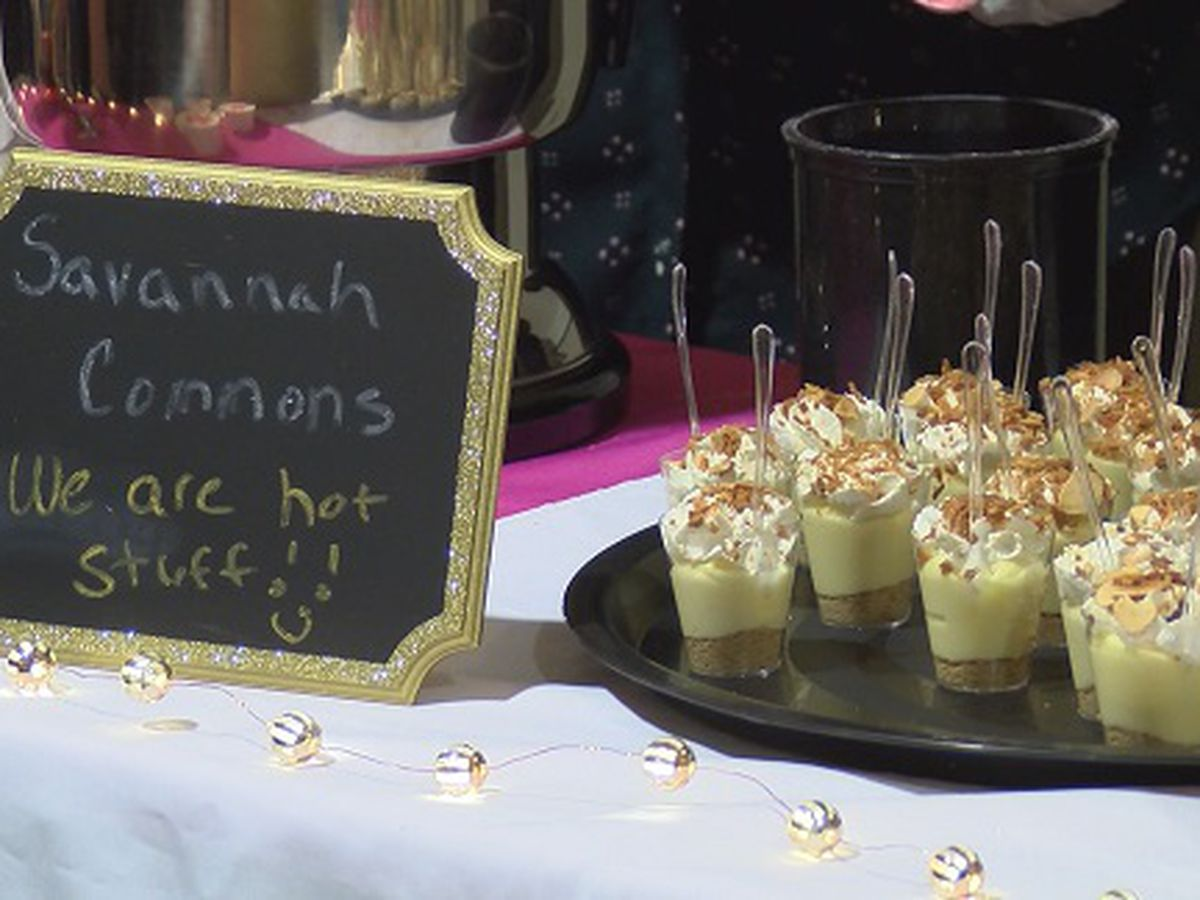 'Tipsy Hot Chocolate Festival' held to benefit blanket drive in Savannah