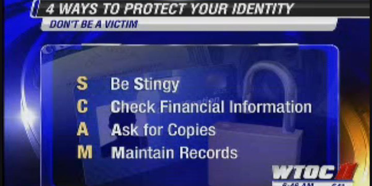 Identity theft tips