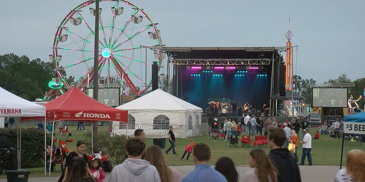 Rainy seafood festival hurts pockets of Bryan Co. non-profits