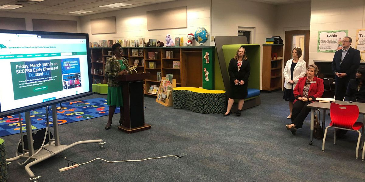 SCCPSS addresses coronavirus concerns and district plans