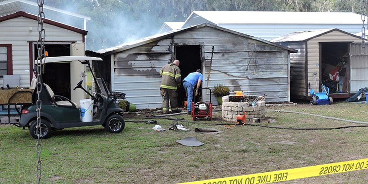 Fundraiser to be held for man injured in Shellman Bluff fire