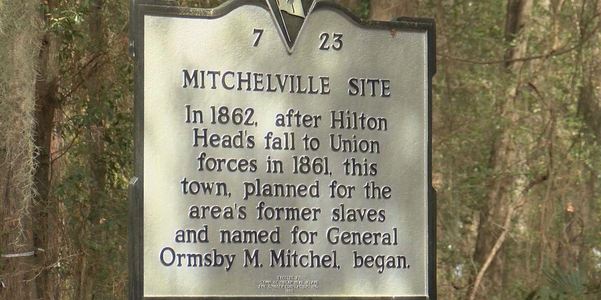 Mitchelville Freedom Park named a National Historic Landmark
