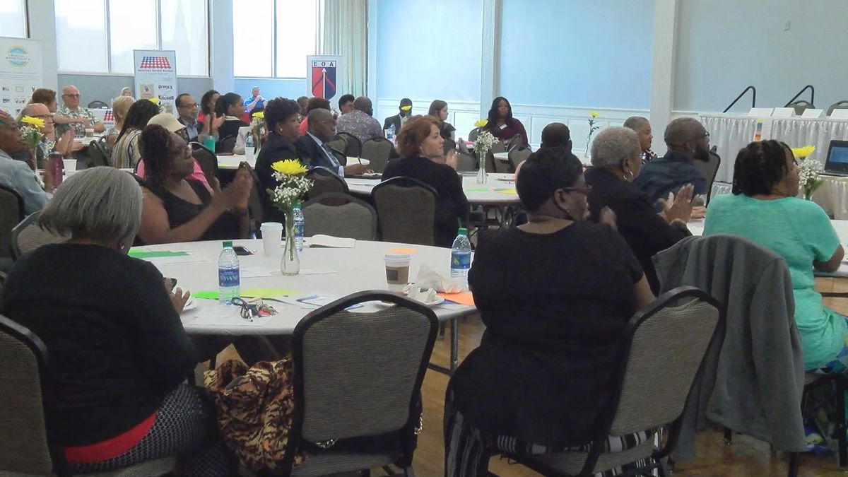 City of Savannah hosts second 'Connecting the Dots' meeting