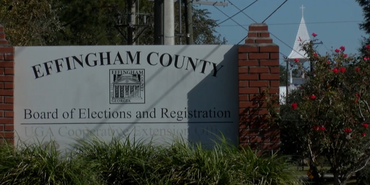 Ballots nearly all counted in Effingham Co. on Election Day