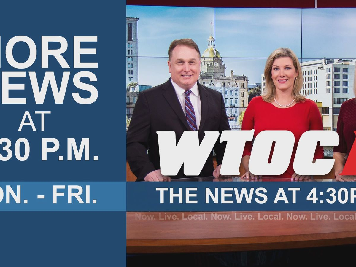 THE News at 4:30 p.m. starts today