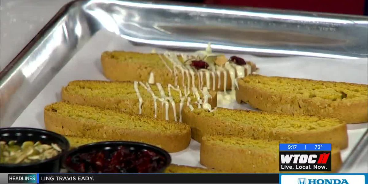 Recipe: Pumpkin Biscotti