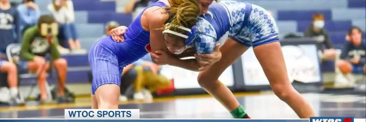 Blazing a trail: Hilton Head wrestler making a path for the next generation