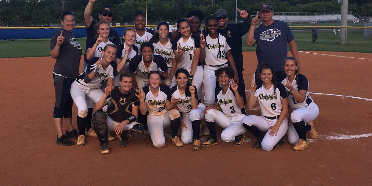 Battery Creek wins lower state softball title
