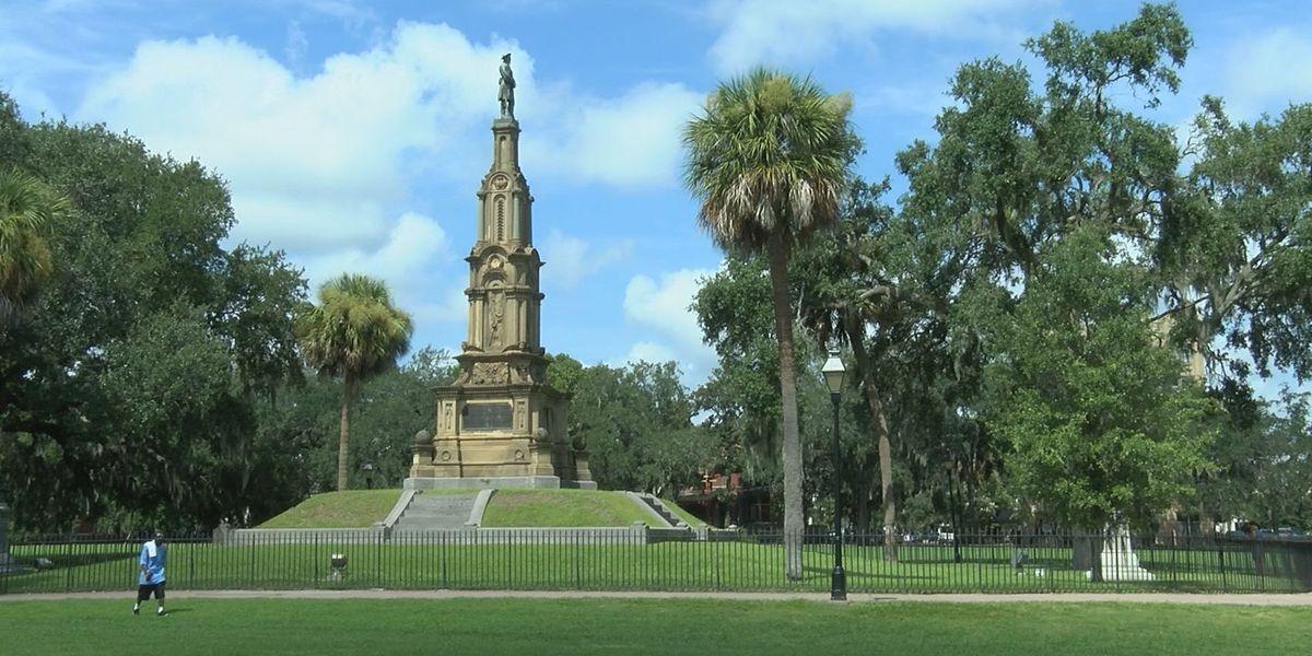 Savannah creates task force to seek public's input on Confederate memorial