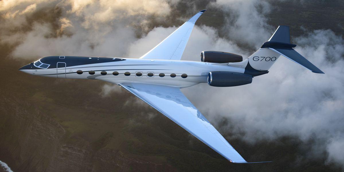Gulfstream introduces new G-700