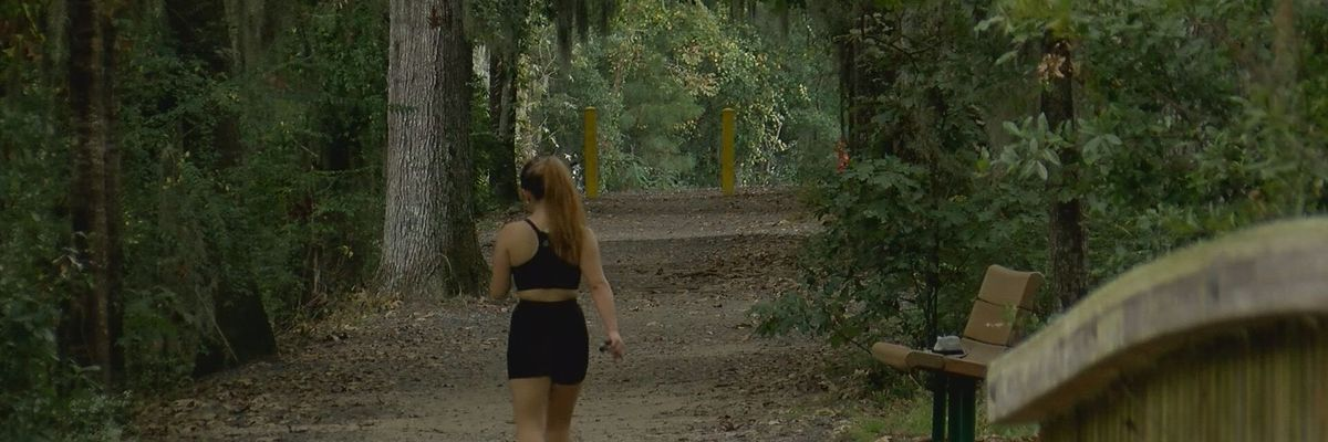 Woman grabbed by stranger on trail at J.F. Gregory Park, police increasing patrols
