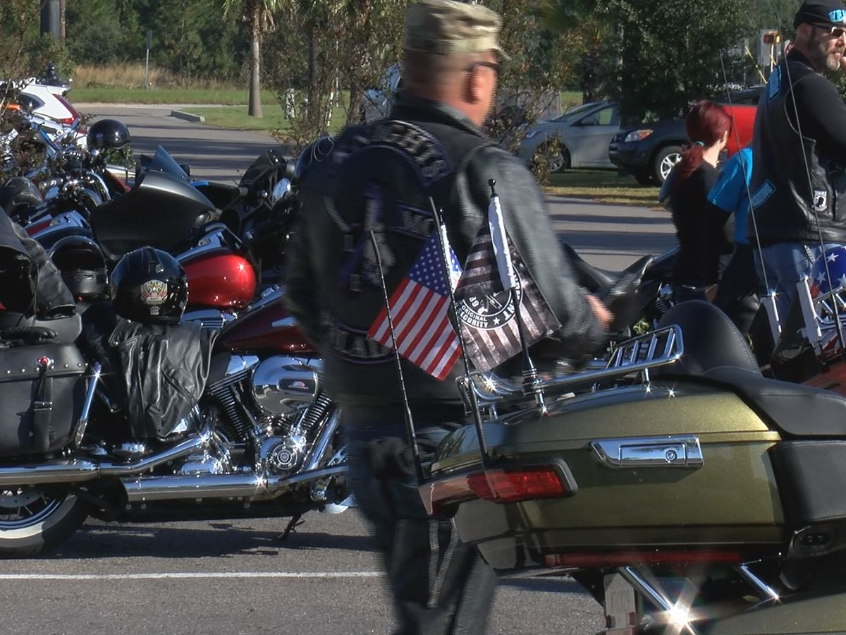 Nine Line hosts motorcycle ride benefitting local homeless veterans