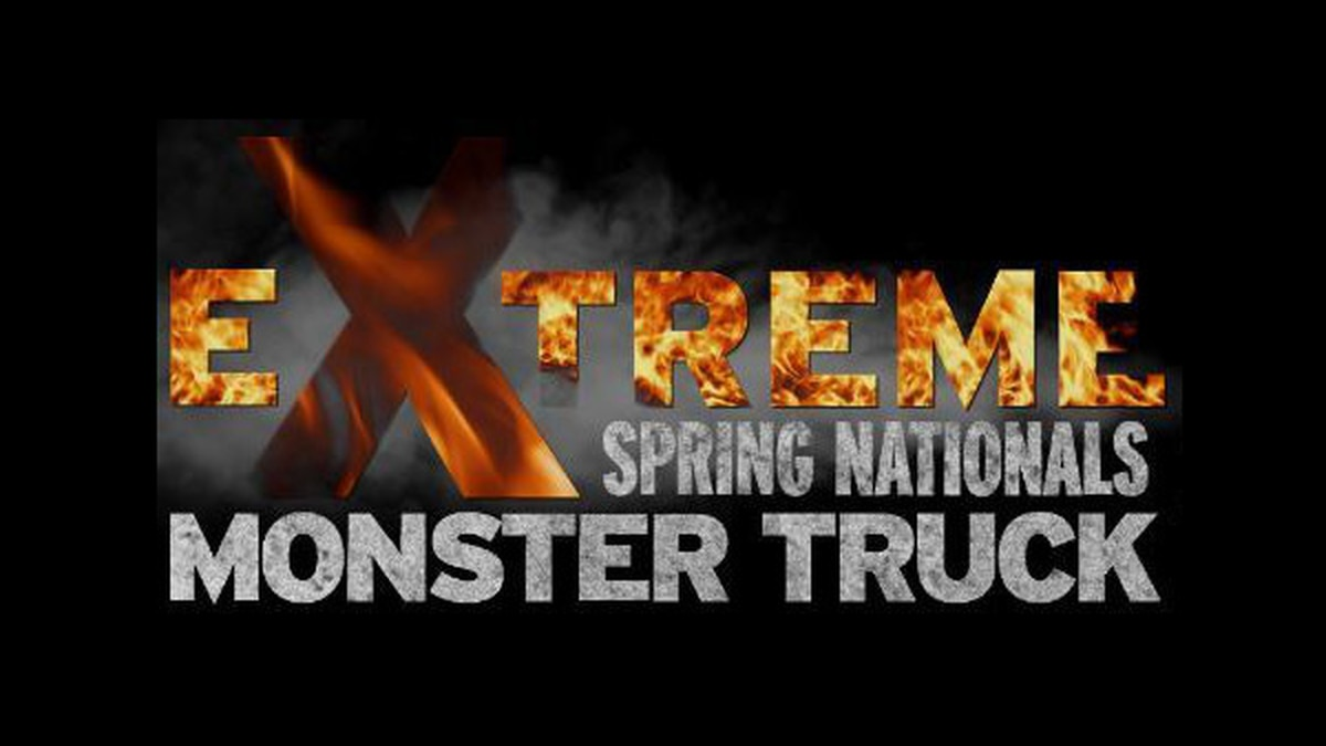Extreme Monster Truck Contest