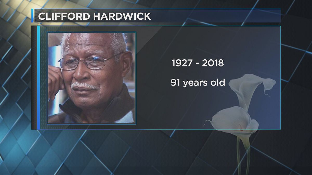 Long time community servant Clifford Hardwick has passes away at 91